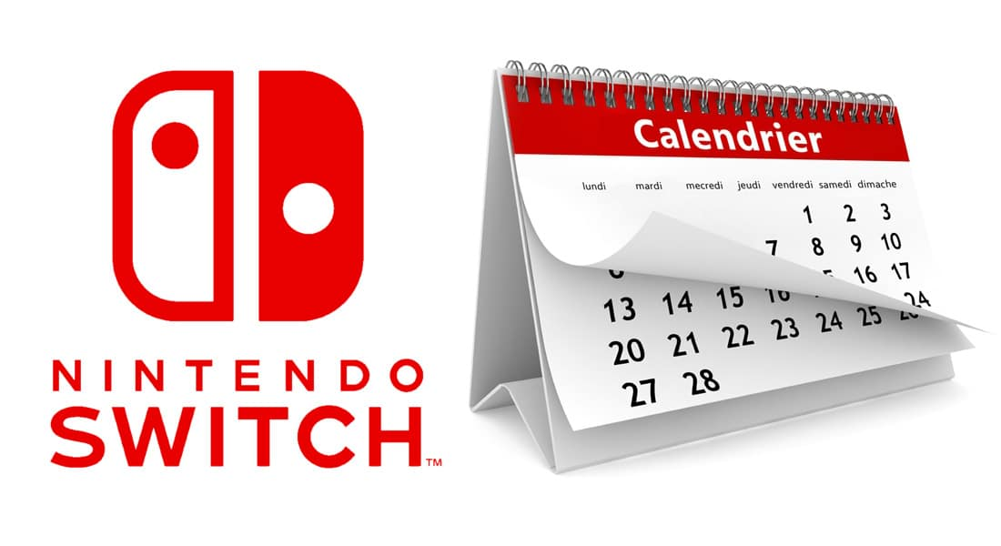 Calendrier Switch.Agenda Des Sorties Switch Aout 2019 Maj Videoludeek
