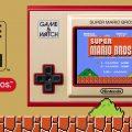 Game Watch Super Mario Bros